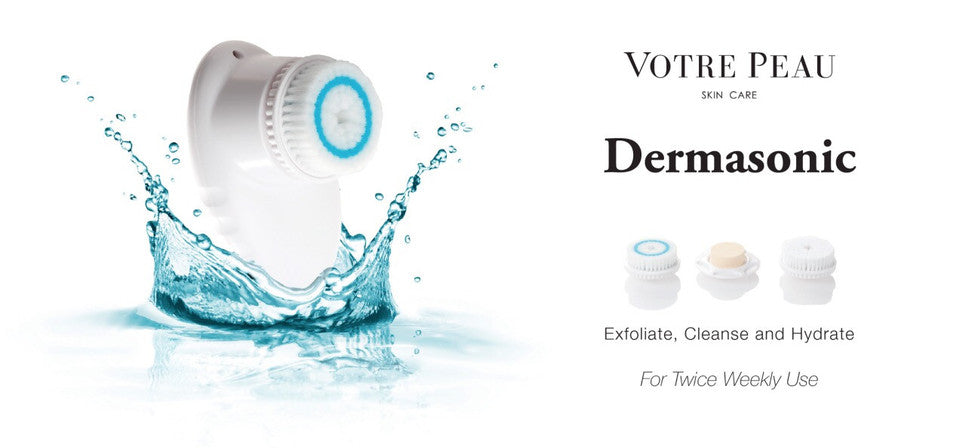 Dermasonic Deep Cleansing Brush