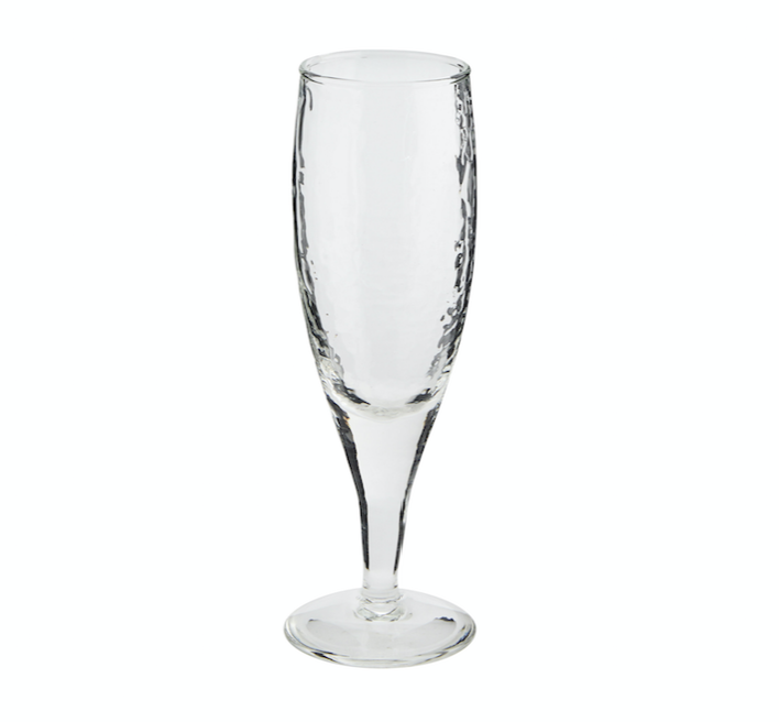 Cala champagne glass