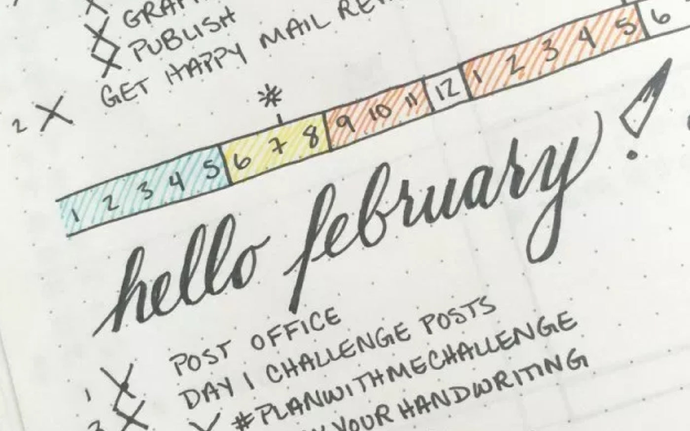 how to craft a better to do list bullet journal