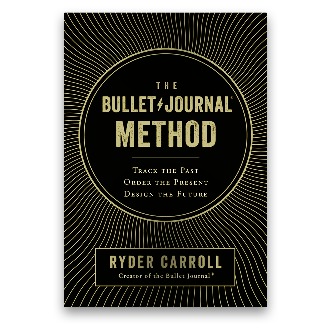 The Bullet Journal Method US Cover