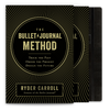 The Bullet Journal Method Boxed Set