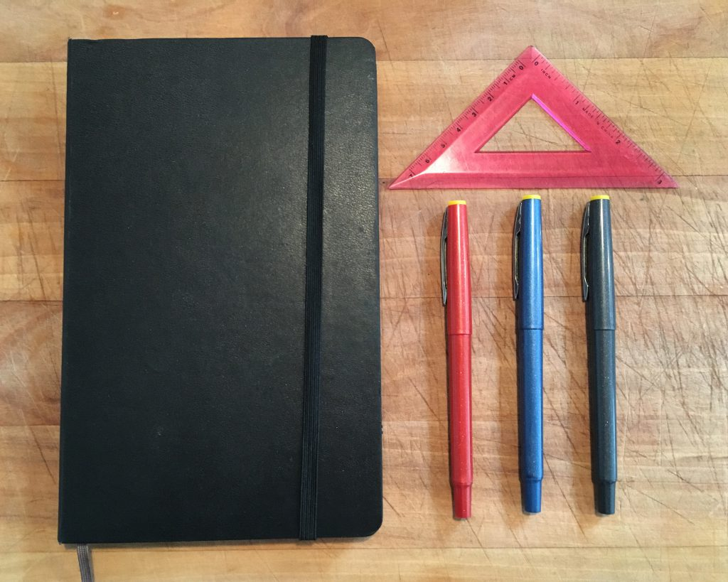 Susiebjournal's Bullet Journal Supplies