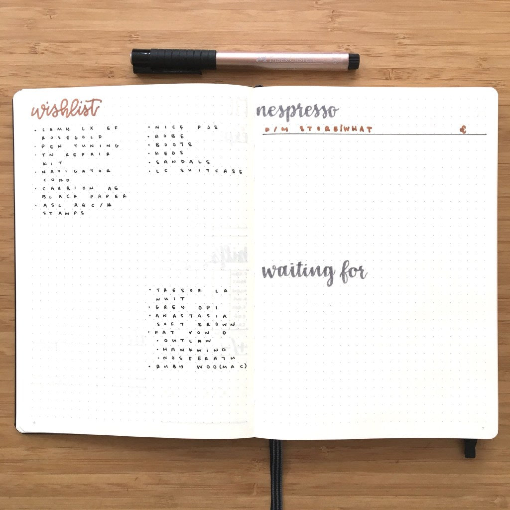Sunshine and Stationery's Two Page Weekly