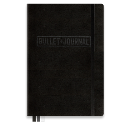 Bullet Journal Notebook Black