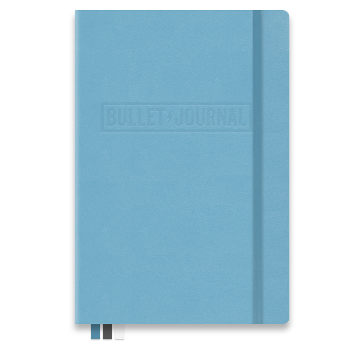 Bullet Journal Notebook Nordic Blue