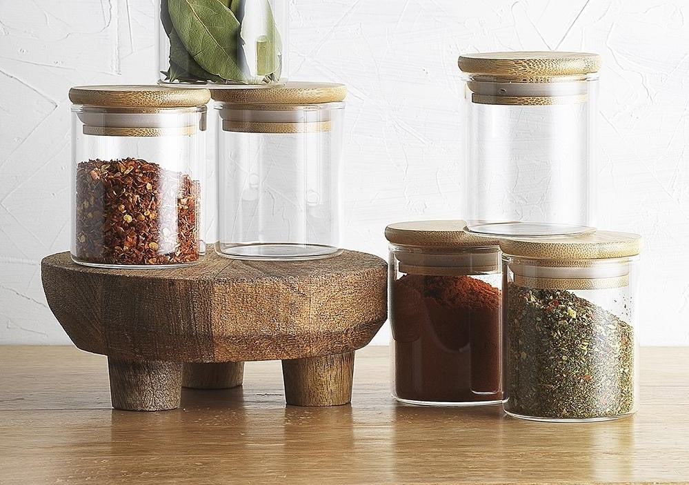 Storage Canisters & Bread Bins