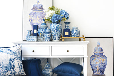 Shop Habitania's Exclusive Chinoiserie Range