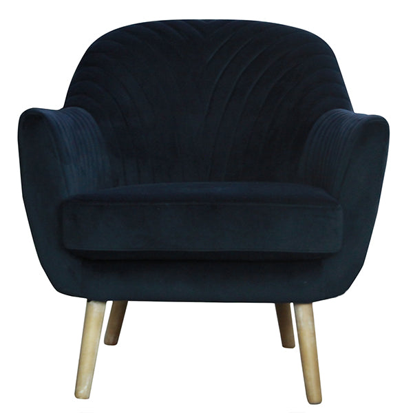 Sophie Armchair Navy Blue
