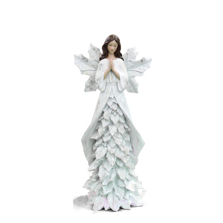 Angel Ornament White Large