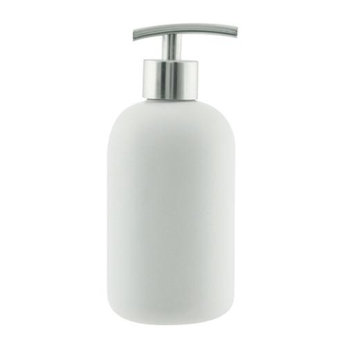SUDS Ceramic Soap Dispenser - White - 425mL