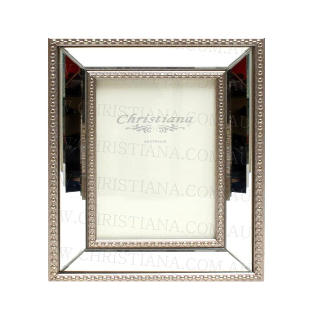 Frame Glass Beaded 20X25cm