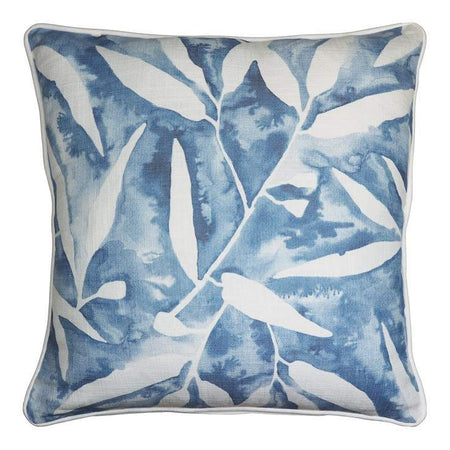 Gumleaf Blue Cushion Square