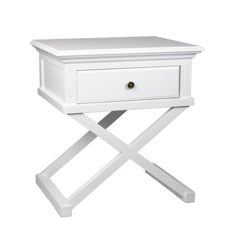 Suffolk White Side Table