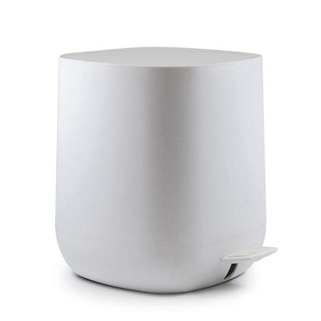 Salt & Pepper Manhattan Bin White