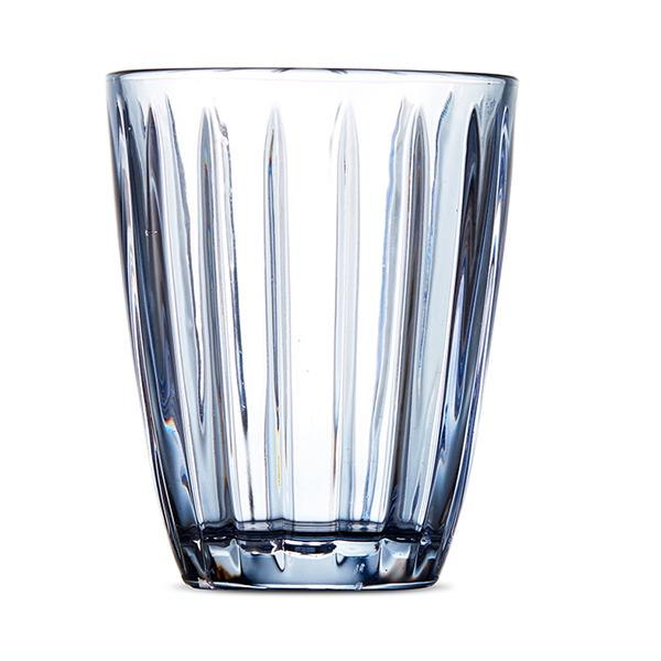 Salt & Pepper Celine Tumbler Blue 220Ml Set of 4