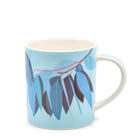 Christopher Vine Australiana Blue Gum Mug 350ml