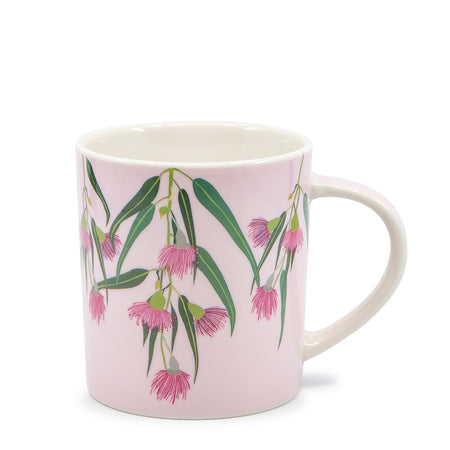 Christopher Vine Australiana Pink Gum Mug 350ml