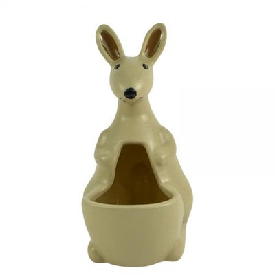 Rosa Roo Ceramic Planter 13x20cm Grey