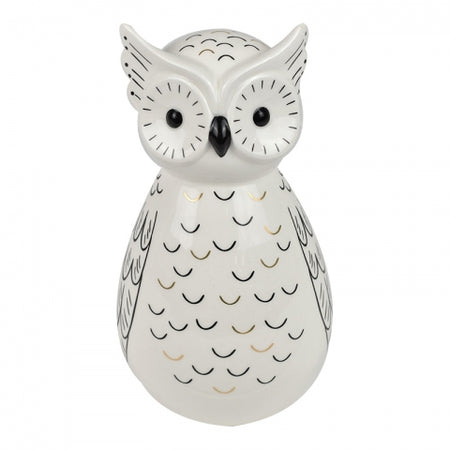 Otis Owl Cer Money Box