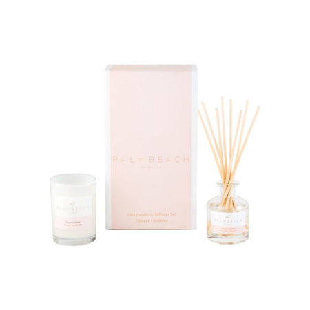 Palm Beach Collection Mini Candle & Palm Beach Collection Diffuser Vintage Gardenia
