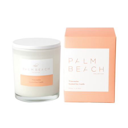 Palm Beach Collection Candle Watermelon