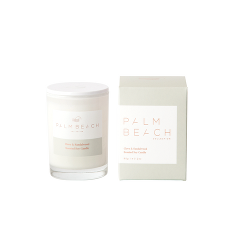Palm Beach Collection Mini Candle Clove & Sandalwood