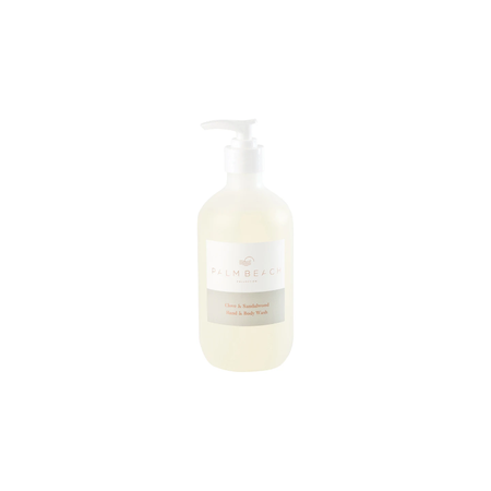 Palm Beach Collection Hand & Body Wash Clove & Sandalwood