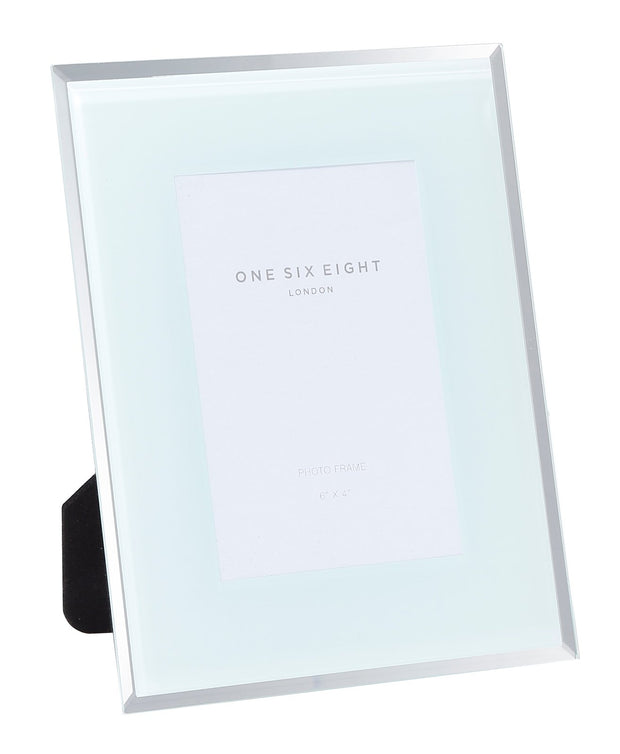 Glass Photo Frame Mint Small