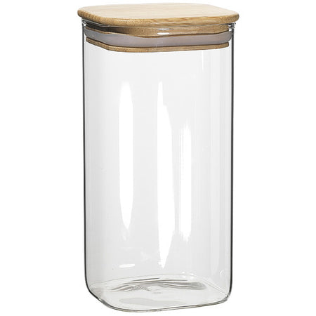 Ecology Pantry Square Canister 1.5L