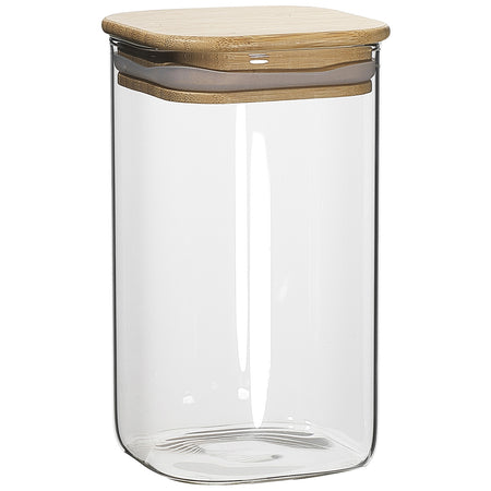 Ecology Pantry Square Canister 1.1L