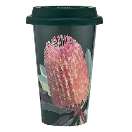 Native Grace Banksia Travel Mug