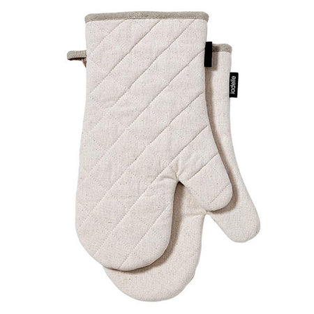 Eco Recycled Natural 2 Pack Oven Mitt