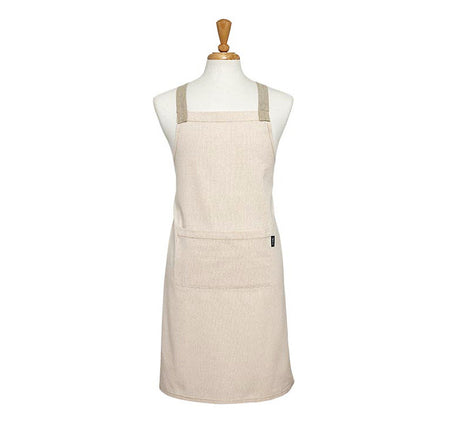 Eco Recycled Natural Apron