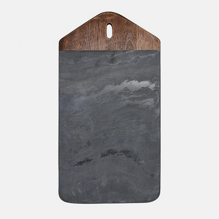 Buckley Black Large Serving Board