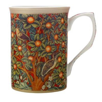 William Morris Mug Red Woodpecker