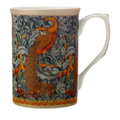William Morris Mug Peacock
