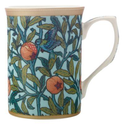 William Morris Mug Bird & Pomegranate