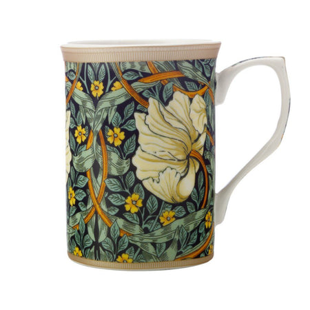 William Morris Mug Pimpernel