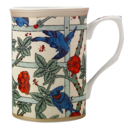 William Morris Mug Trellis
