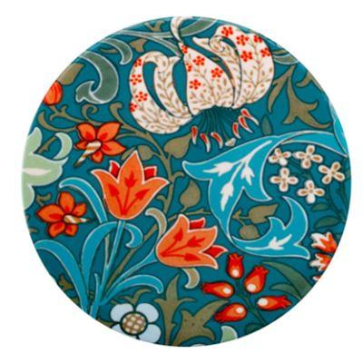 William Morris Ceramic Coaster Liberty