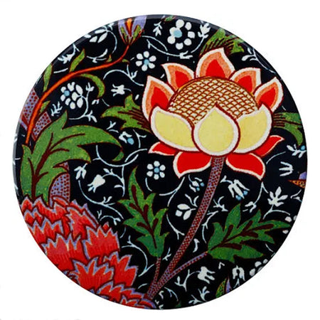 William Morris Ceramic Coaster Cray