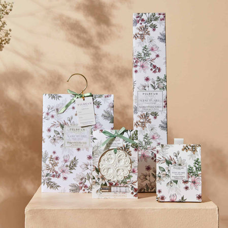 Sanctuary Scented Hanging Sachets