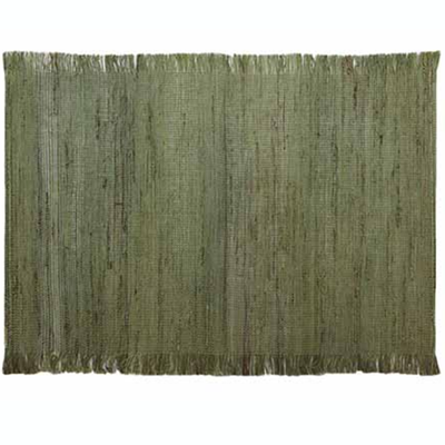 Linen Dark Green Placemat