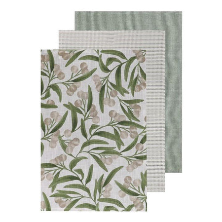 Lilly Pilly Teatowel Set Of 3
