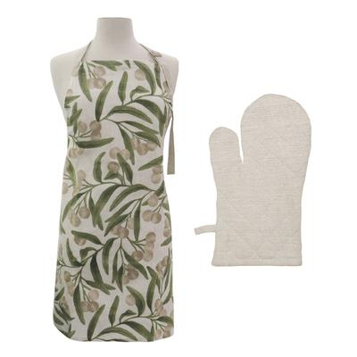 Lilly Pilly Apron & Glove Set