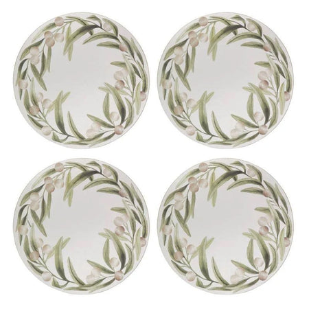 Lilly Pilly Round Coaster Set Of 4