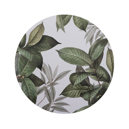 Ashwick Green Round Placemat Set of 4