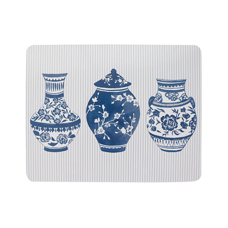 Ginger Jars Rectangle Placemat Set of 4
