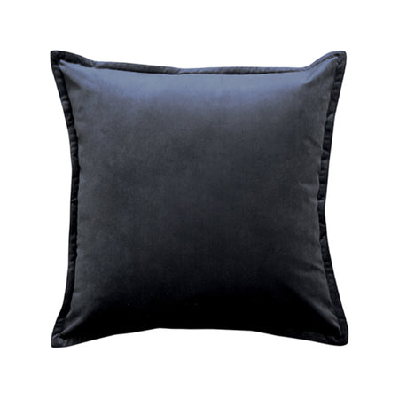 Mira Velvet Midnight Cushion 50cm