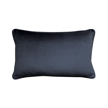Mira Velvet Midnight Cushion 30x50cm